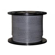 Греющий кабель саморегулирующийся для обогрева труб (с защитным экраном) xLayder EHL16-2AR RST, 16 Вт/м.п.