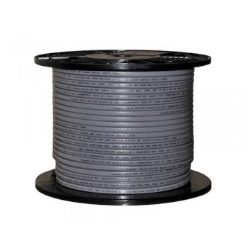 Греющий кабель саморегулирующийся для обогрева труб и взрывоопасных зон (с защитным экраном) xLayder EHL16-2CR RST, 16 Вт/м.п.