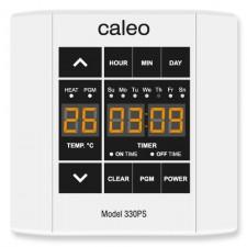 Терморегулятор CALEO 330PS программируемый (встраиваемый) - 3 кВт