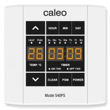 Терморегулятор CALEO 540PS программируемый (накладной) - 4 кВт