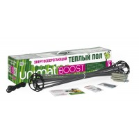 Теплый пол UNIMAT BOOST-700 стержневой, инфракрасный - 7 м2