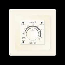 Терморегулятор CALEO 420 механический, бежевый