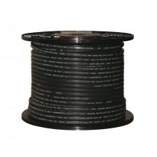 Греющий кабель саморегулирующийся для обогрева кровли, водостоков и взрывоопасных зон (с защитным экраном) xLayder EHL30-2CR RST, 30 Вт/м.п.