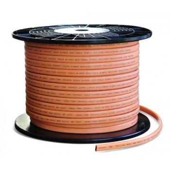 Греющий кабель саморегулирующийся для обогрева тротуаров, лестниц, открытых площадок и взрывоопасных зон (с защитным экраном) xLayder FM60-2CR RST, 60 Вт/м.п.