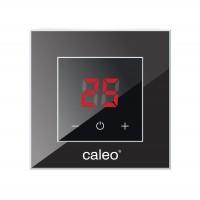 Терморегулятор CALEO NOVA цифровой, черный (встраиваемый) - 3,5 кВт