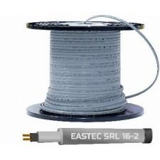 Греющий кабель саморегулирующийся для обогрева труб (без защитного экрана) EASTEC STB 16-2, 16 Вт/м.п.