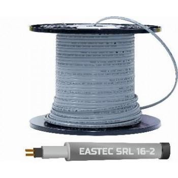 Греющий кабель саморегулирующийся для обогрева труб (без защитного экрана) EASTEC SRL 16-2, 16 Вт/м.п.