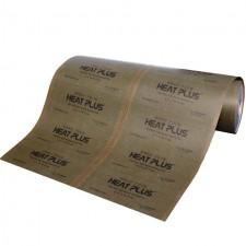 Пленочный теплый пол Heat Plus 12, 220 Вт/м2 (ширина 100 см)