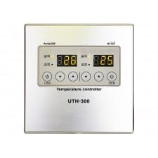 Терморегулятор UTH 300 (накладной, двузональный) - 2х3,5 кВт